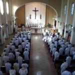 Missa concelebrada por todos os Padres