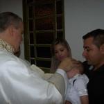 Batismo no Sábado de Aleluia