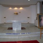 Celebração da Paixão do Senhor preparação do altar