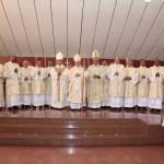 Foto Oficial Ordenação diaconal Catedral Rainha da Paz
