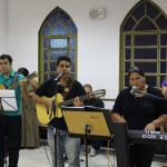 Pastoral da música no sábado de aleluia