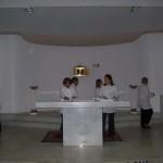 Preparação do altar (vigília)